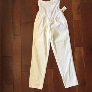 NWT Vince/ A Pea in the Pod Maternity Pants 10